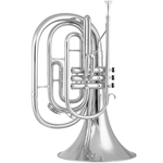 King 1122SP Marching French Horn