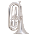 King 1127SP Marching Baritone